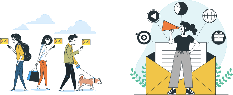 correo electrónico masivo